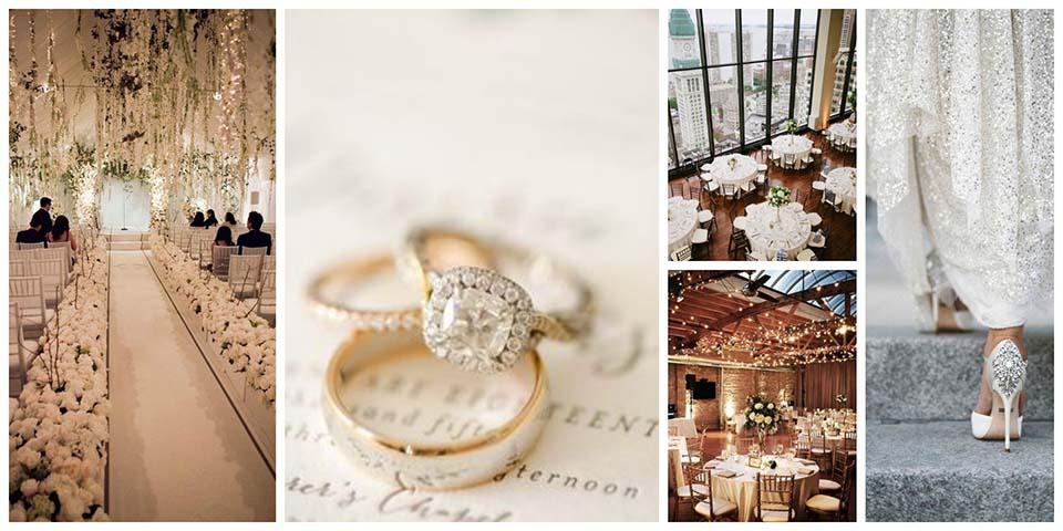 Chuẩn bị và lựa chọn nhẫn cưới đẹp, phù hợp