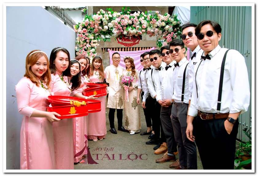 Thuê dây đeo quần tây nam tại Tài Lộc