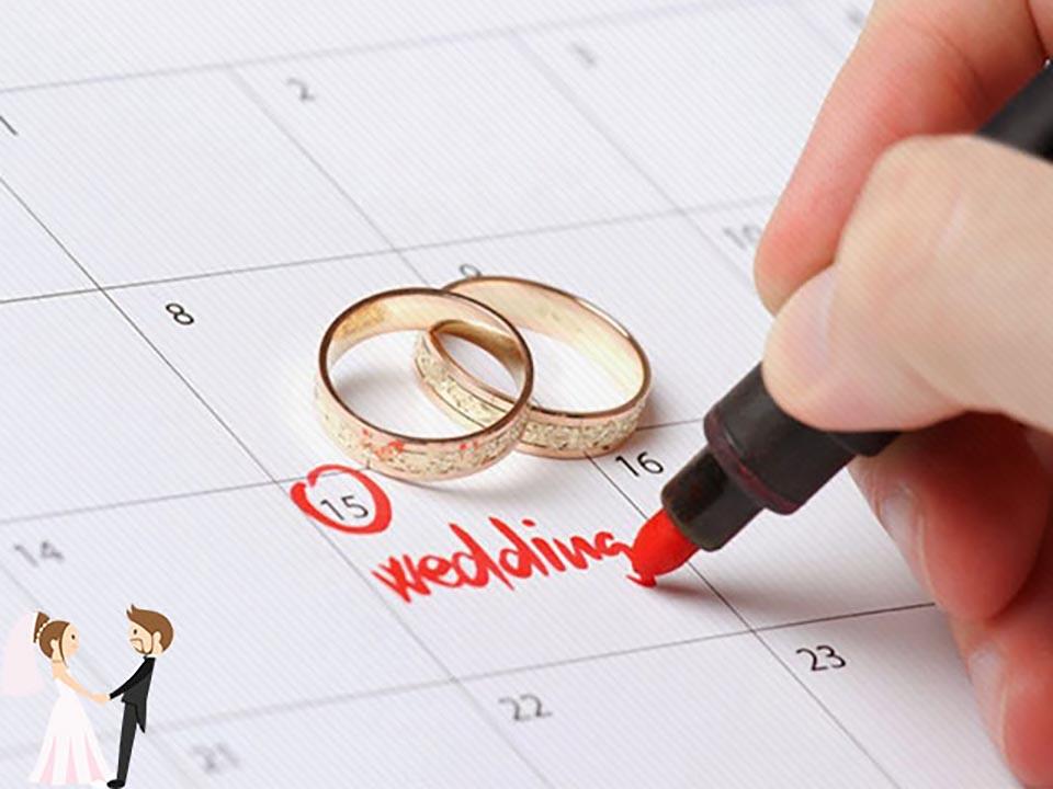 Xem ngày cưới tháng giêng