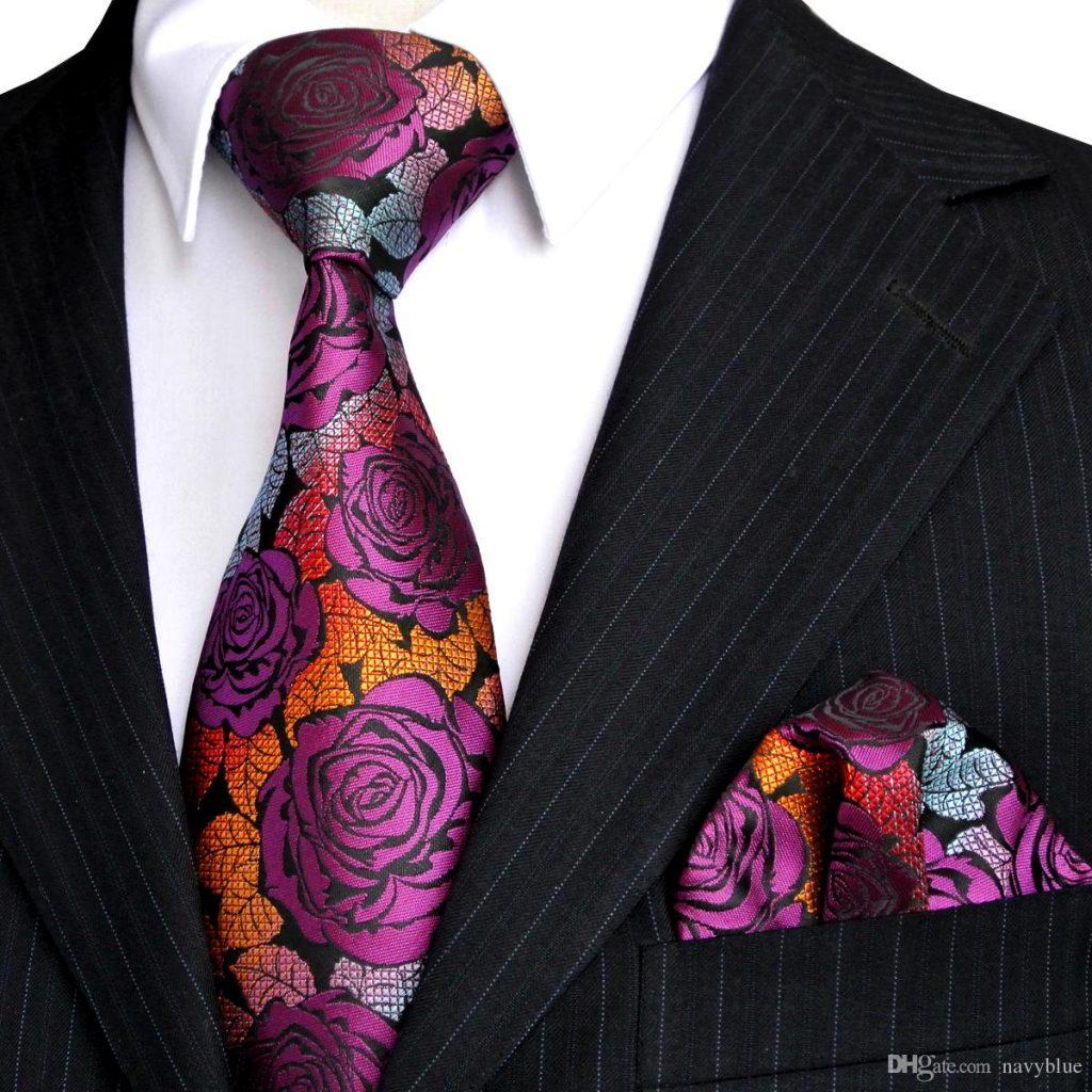cách thắt cà vạt chú rể