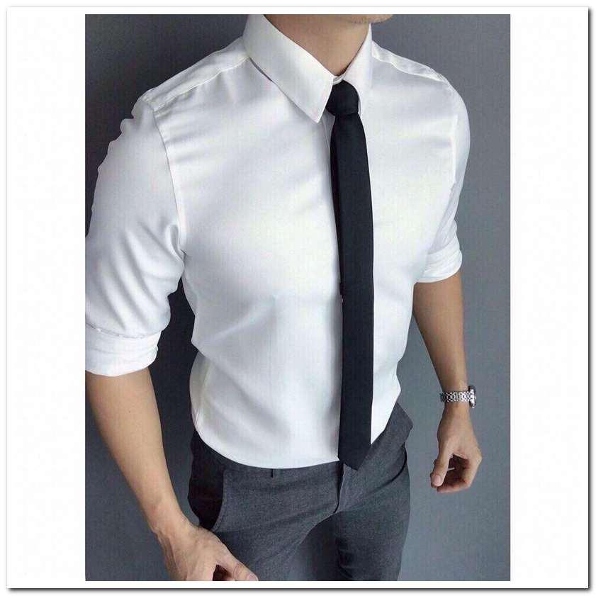 Cà vạt nam bản nhỏ phong cách Hàn Quốc trẻ trung