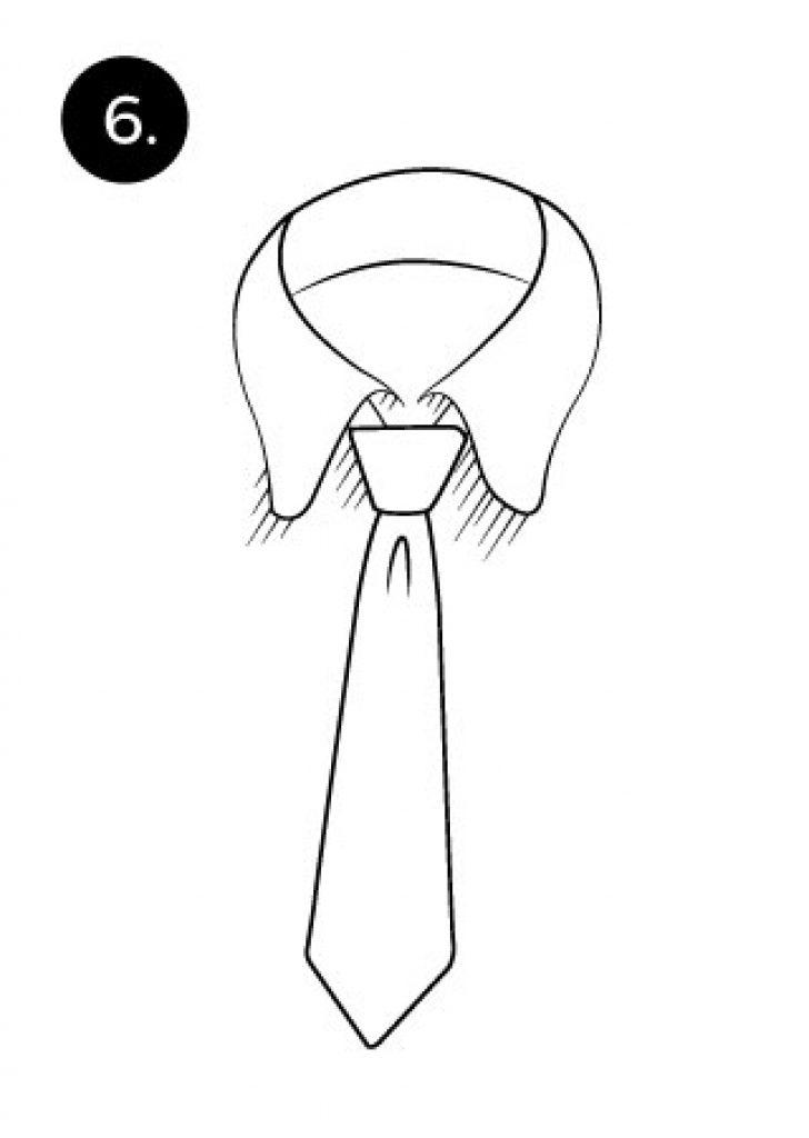 Cách thắt cà vạt nhanh và dễ nhất