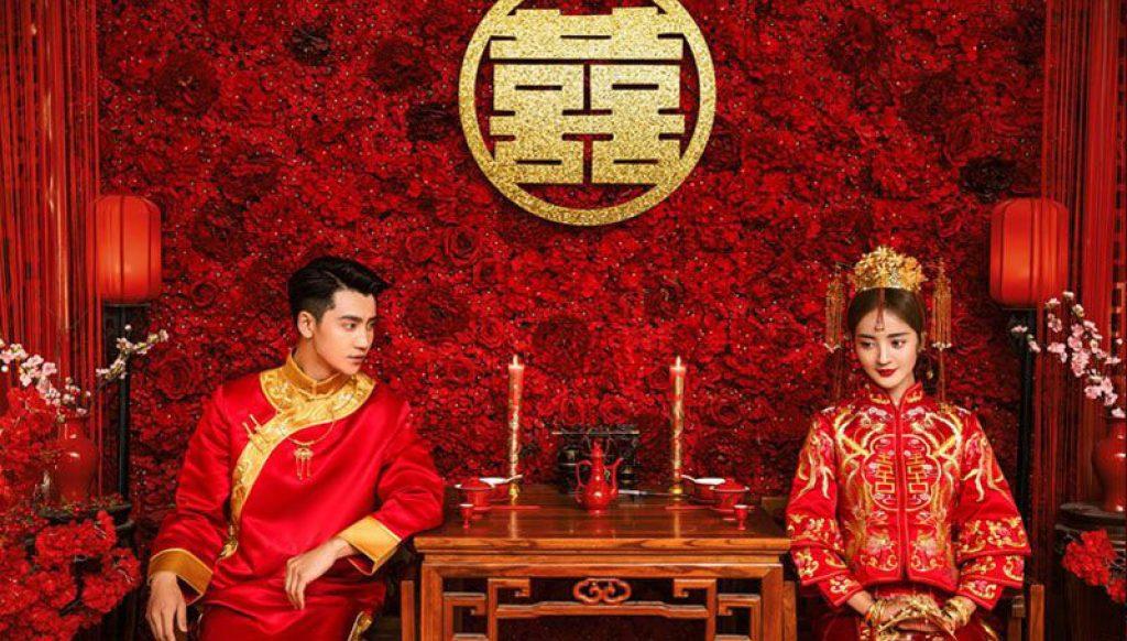 Đồ cưới Trung Hoa hay còn gọi là áo khỏa, là một trang phục truyền thống trong ngày đại hỷ của người Trung Quốc