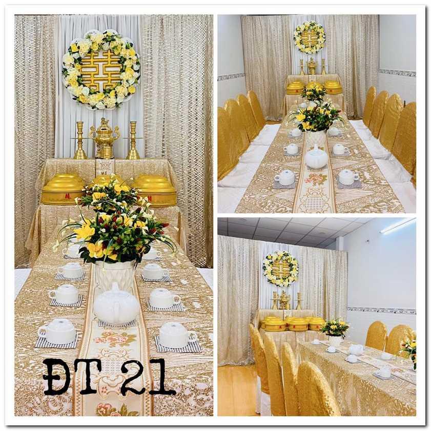 Trang trí nhà ngày cưới