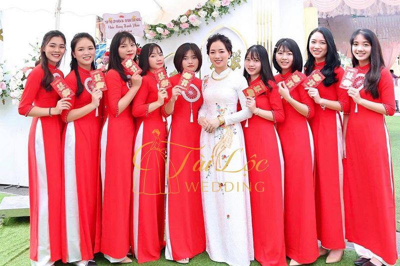 Tài Lộc Wedding  đa dạng mẫu mã và màu sắc