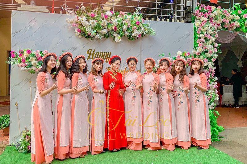Quy Trình Chuyên Nghiệp Tại Tài Lộc Wedding