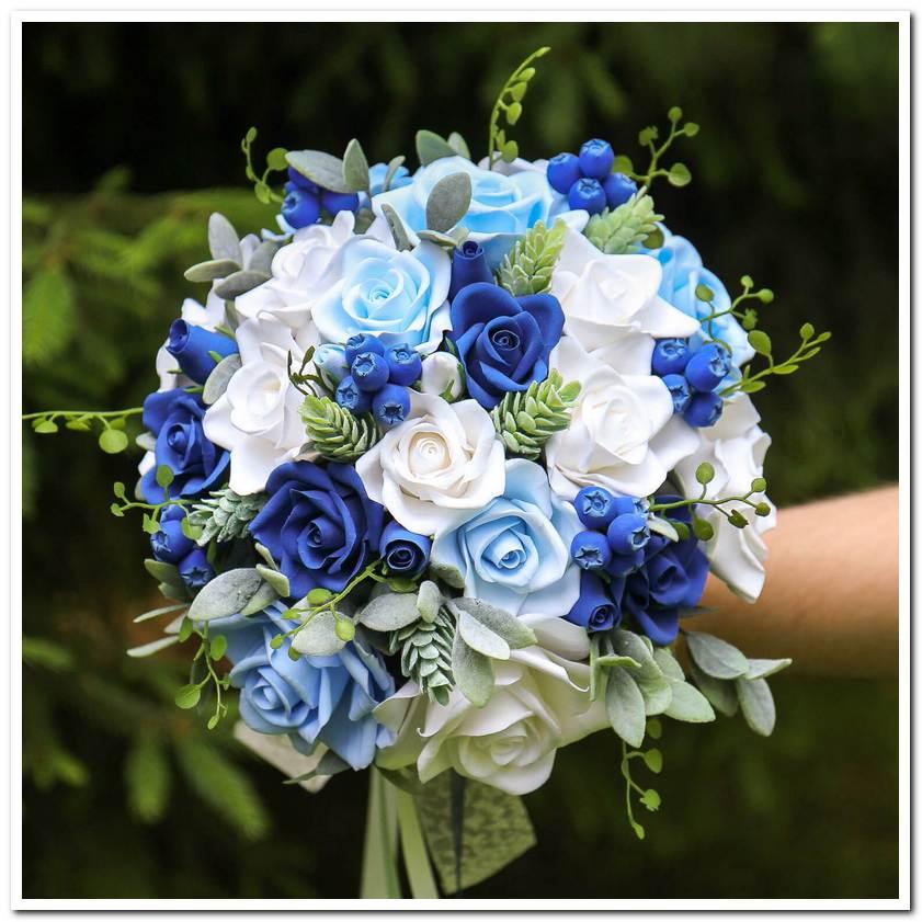 Mẫu hoa cưới cho cô dâu mệnh mộc