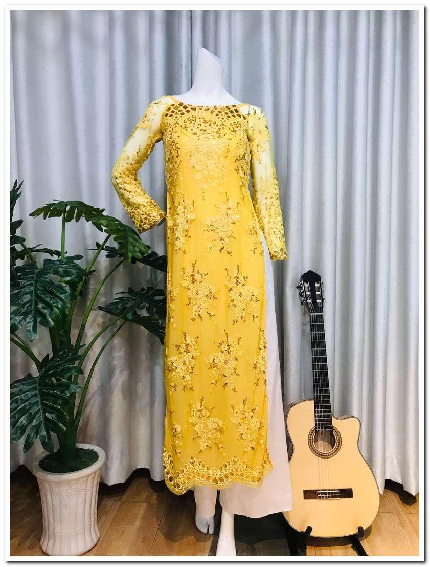 Giá thuê áo dài bà sui bao nhiêu