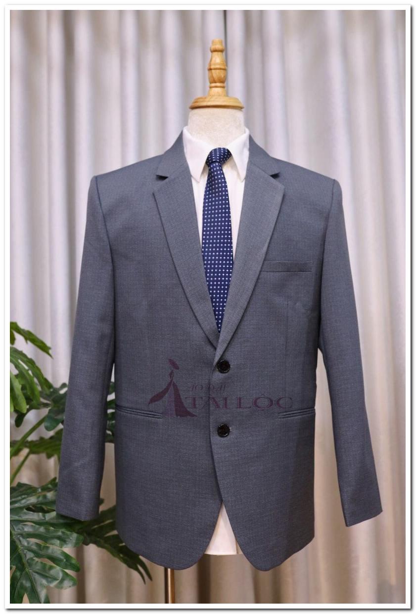 Kiểu dáng áo vest ông sui2 nút rất thịnh hành