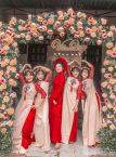 Top 50+ mẫu áo dài cưới đỏ đẹp nhất 2020 không thể bỏ qua