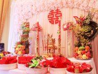 Dịch vụ trang trí gia tiên ngày cưới trọn gói giá rẻ tại TPHCM